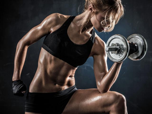 Myth or Truth – Women Who Lift Weights Get Bulky!