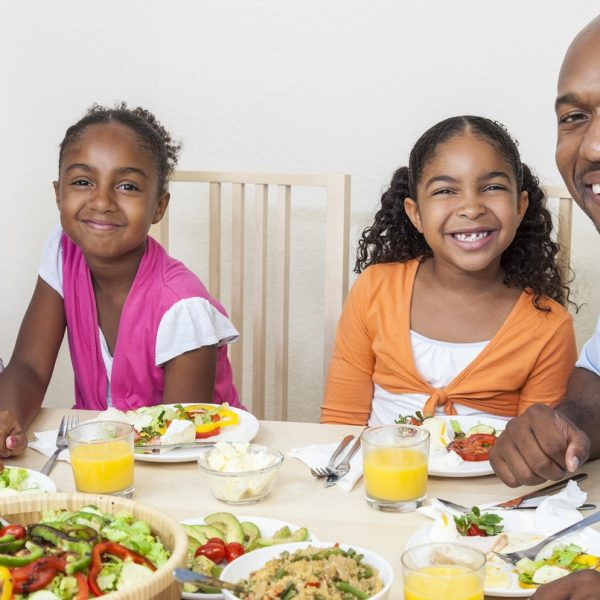 Help Your Child Create Healthy Eating Habits