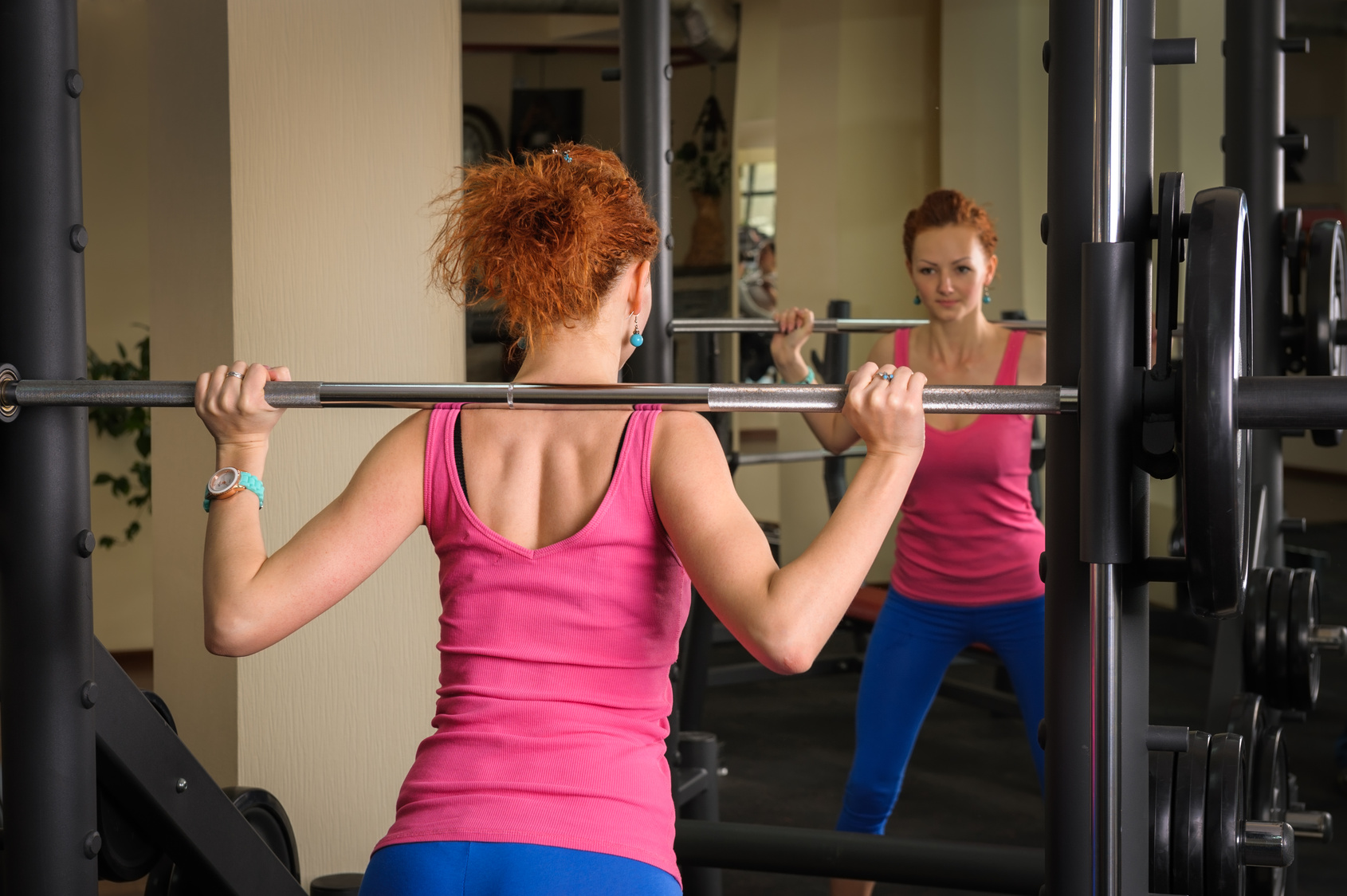 TRUE OR FALSE – Women Who Weight Train Will Bulk Up?