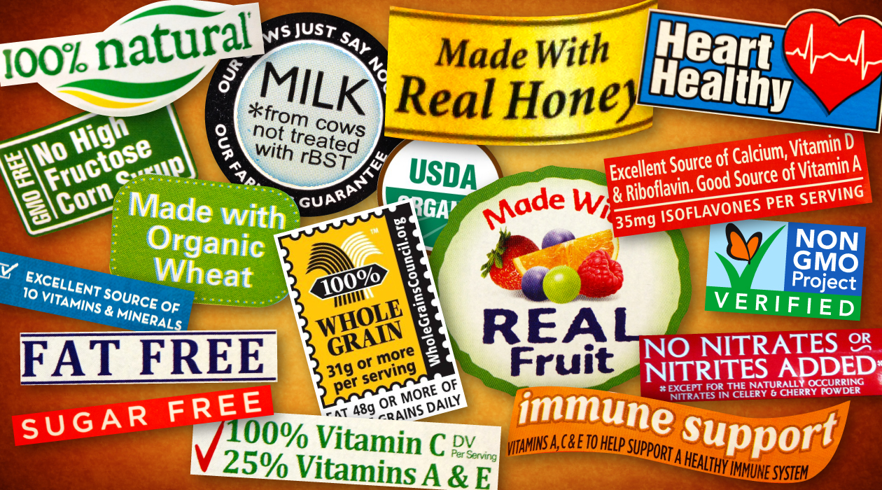Do You Know Your Food Label Terms?