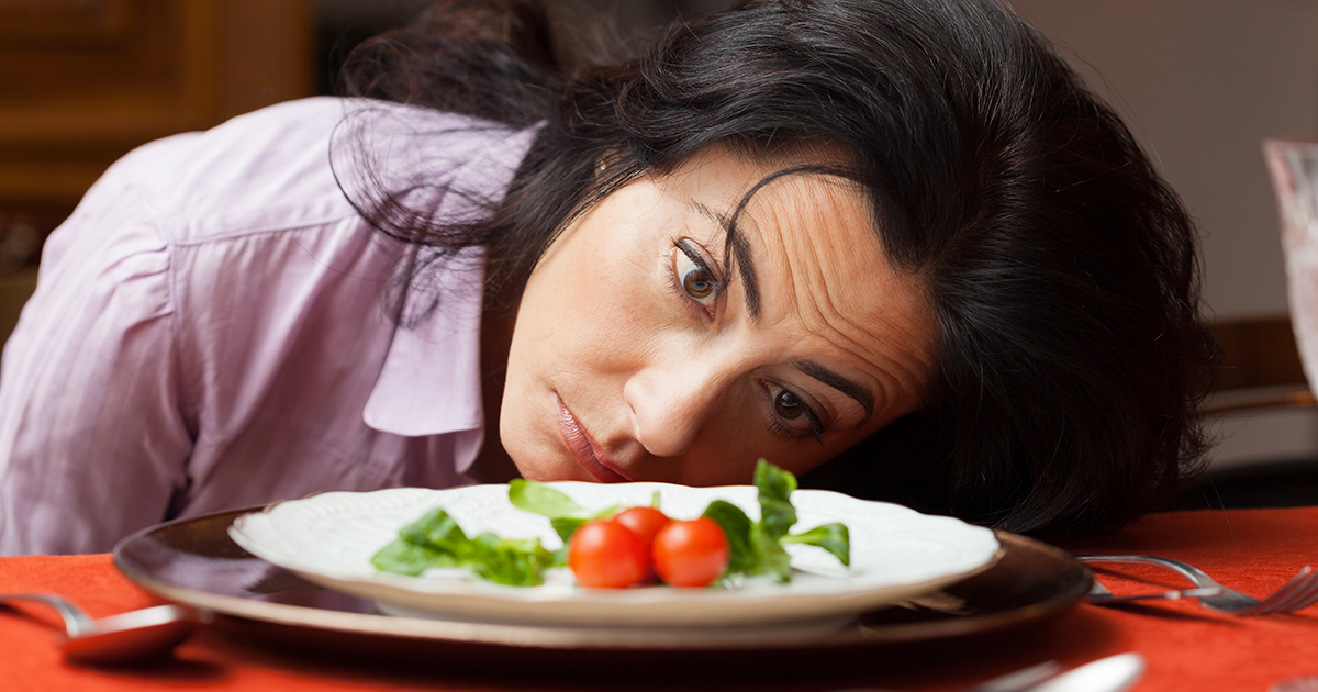 7 Signs You May Be Under Eating