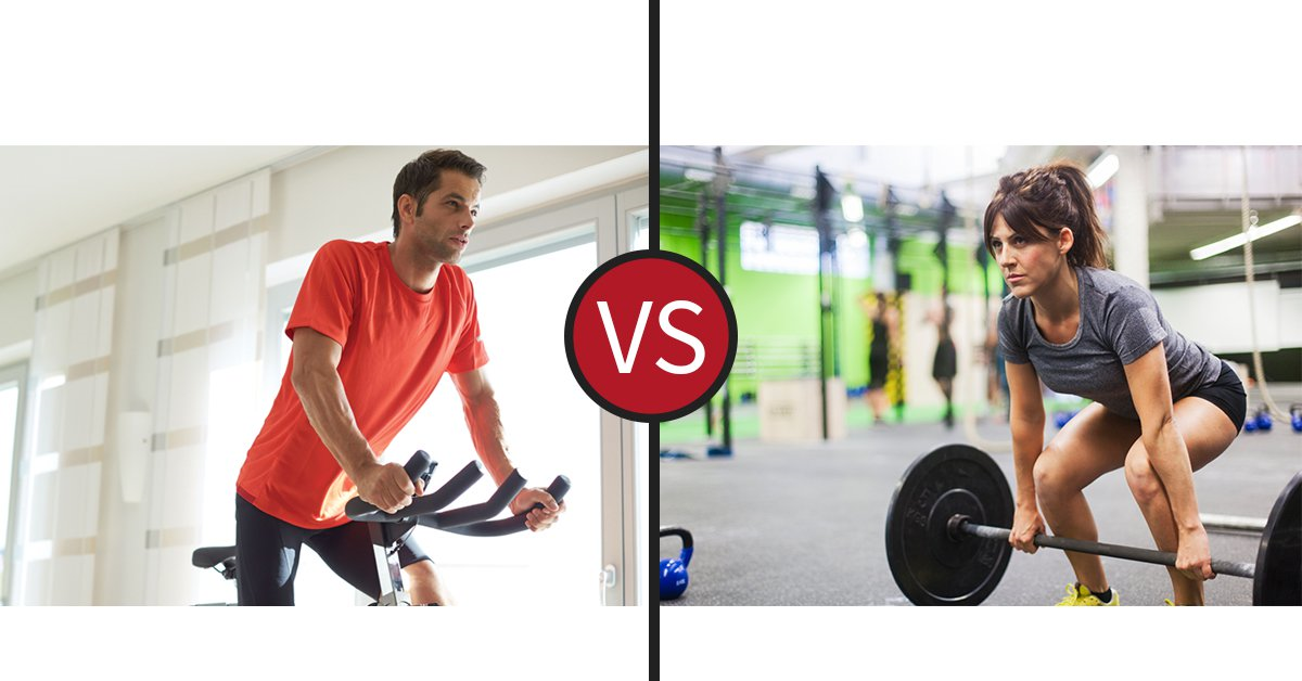 Cardio vs. Weight Training: Which Is More Effective for Weight Loss?