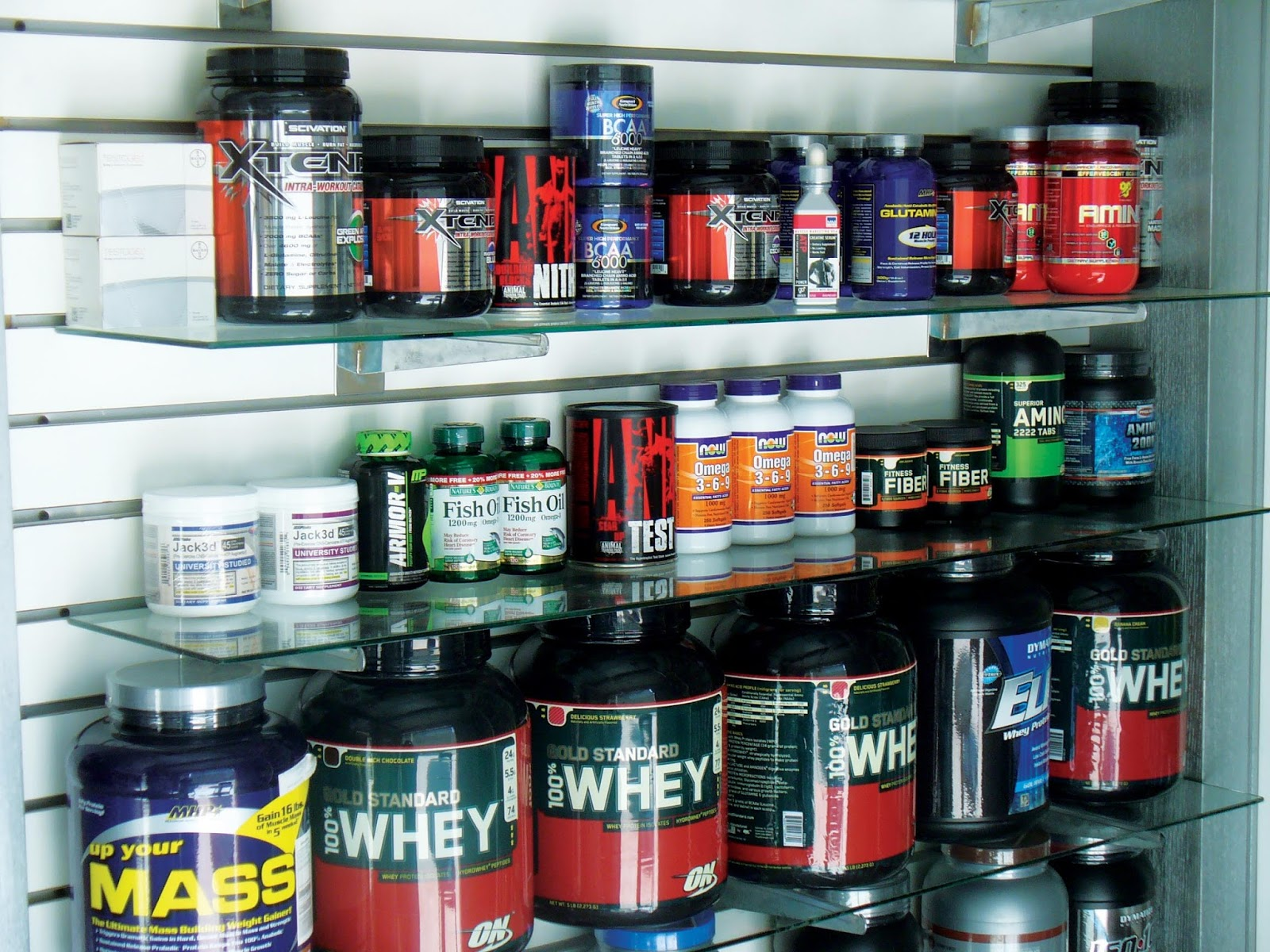 5 Supplements to Help Maximize Muscle Gains