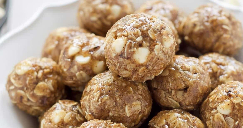 Nut Butter Energy Bites